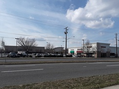 Penn Mar Shopping Center in Forestville