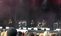 Killswitch Engage are considered one of the breakthrough bands to bring metalcore to the spotlight.