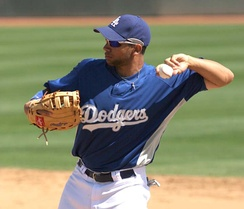 James Loney hit just .254 with the Dodgers in 2012 and was traded to Boston on August 25 after 7 seasons in Los Angeles