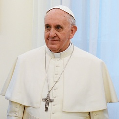 Pope Francis, bishop of Rome