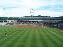 Palisades Credit Union Park (former Provident Bank Park), home of New York Boulders