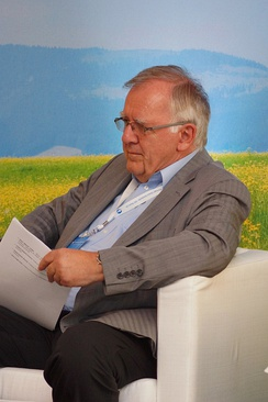 Walter Schwimmer at Rhodes Forum 2014