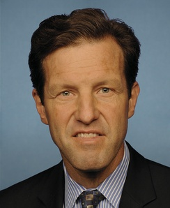 Russ Carnahan, who was re-elected as the U.S. Representative for the 3rd district