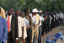 South Sudanese independence referendum, 2011
