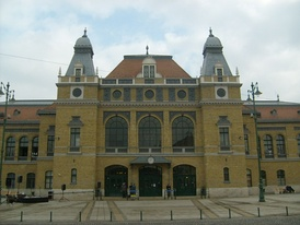 Szeged Railway Station