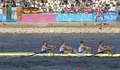 USA men's lightweight coxless four at Athens Olympics
