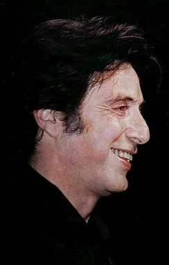 Al Pacino at the 1996 Cannes Film Festival