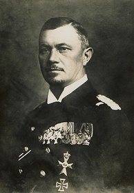 Reinhard Scheer, German fleet commander