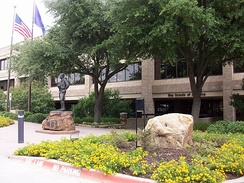 BSA National Office in Irving, Texas