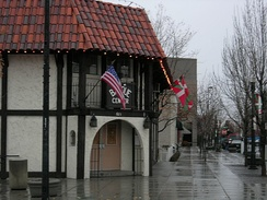 Euskal Etxea (Basque center) in Boise, Idaho