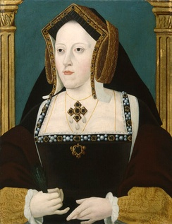 Catherine of Aragon, Henry's first queen