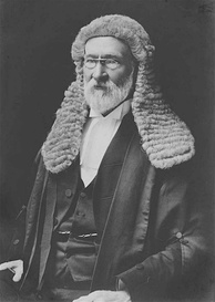 Sir Samuel Griffith, first Chief Justice of Australia