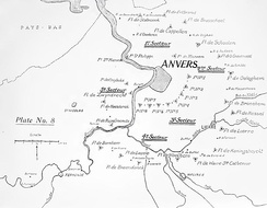 Fortified Region of Antwerp