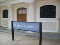 Entrance to the Mall Galleries.JPG