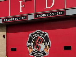 Engine Company 298/Ladder Company 127/Battalion 50