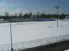 Francis Field in January 2009.