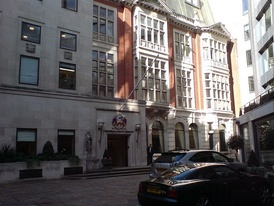 Grocers' Hall, in Princes Street, is home to the Worshipful Company of Grocers.