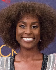 Issa Rae, Best Actress in a Comedy or Musical Series winner