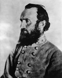 Stonewall Jackson assigned Stuart to cavalry.