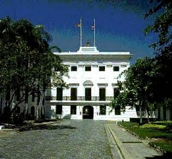 La Fortaleza is the oldest governor's mansion in continuous use in the Western Hemisphere