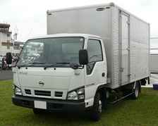 Nissan Atlas H41 Face-lifted