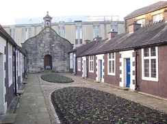 Penny's Hospital almshouses