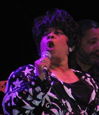 "American singer Ruth Brown has been referred to as the ""Queen of R&B""."