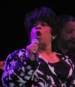 "Ruth Brown was known as the ""Queen of R&B""[citation needed]"