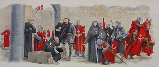 The Hospitallers in the 13th century