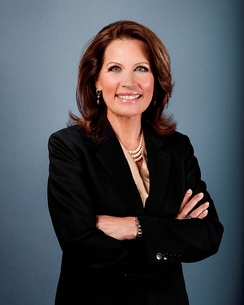 Michelle Bachmann, Republican in Congress from Minnesota,  2007 to 2015.