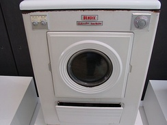 A classic Bendix washing machine