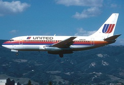 737-200 introduced by United Airlines on April 28, 1968.