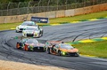 Cars from the GTD class at Petit Le Mans