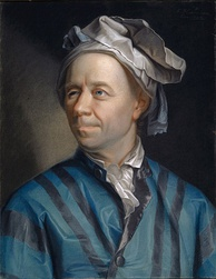 Leonhard Euler popularized the use of the Greek letter π in works he published in 1736 and 1748.