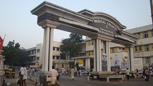 Main gate of Medical college