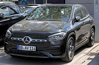 Mercedes-Benz A-Class (Subcompact executive hatchbacks and sedans)