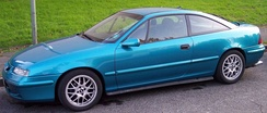 Opel Calibra 2.0 16V Last Edition