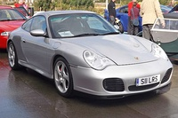Porsche 911 Carrera 4S (post facelift model)