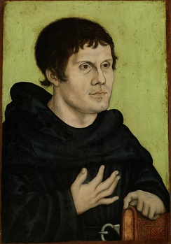 Former German Catholic friar Martin Luther was famously excommunicated as a heretic by Pope Leo X by his Papal bull Decet Romanum Pontificem in 1520. To this day, the Papal decree has not been rescinded.