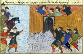 A Persian miniature depicting the siege of Mosul in 1261–63 from: Rashid-al-Din Hamadani, Jami' al-tawarikh, Bibliothèque Nationale de France.mw-parser-output cite.citation{font-style:inherit}.mw-parser-output .citation q{quotes:""\""""""\""""""'""""'""}.mw-parser-output .id-lock-free a,.mw-parser-output .citation .cs1-lock-free a{background-image:url(""//upload.wikimedia.org/wikipedia/commons/thumb/6/65/Lock-green.svg/9px-Lock-green.svg.png"");background-image:linear-gradient(transparent,transparent),url(""//upload.wikimedia.org/wikipedia/commons/6/65/Lock-green.svg"");background-repeat:no-repeat;background-size:9px;background-position:right .1em center}.mw-parser-output .id-lock-limited a,.mw-parser-output .id-lock-registration a,.mw-parser-output .citation .cs1-lock-limited a,.mw-parser-output .citation .cs1-lock-registration a{background-image:url(""//upload.wikimedia.org/wikipedia/commons/thumb/d/d6/Lock-gray-alt-2.svg/9px-Lock-gray-alt-2.svg.png"");background-image:linear-gradient(transparent,transparent),url(""//upload.wikimedia.org/wikipedia/commons/d/d6/Lock-gray-alt-2.svg"");background-repeat:no-repeat;background-size:9px;background-position:right .1em center}.mw-parser-output .id-lock-subscription a,.mw-parser-output .citation .cs1-lock-subscription a{background-image:url(""//upload.wikimedia.org/wikipedia/commons/thumb/a/aa/Lock-red-alt-2.svg/9px-Lock-red-alt-2.svg.png"");background-image:linear-gradient(transparent,transparent),url(""//upload.wikimedia.org/wikipedia/commons/a/aa/Lock-red-alt-2.svg"");background-repeat:no-repeat;background-size:9px;background-position:right .1em center}.mw-parser-output .cs1-subscription,.mw-parser-output .cs1-registration{color:#555}.mw-parser-output .cs1-subscription span,.mw-parser-output .cs1-registration span{border-bottom:1px dotted;cursor:help}.mw-parser-output .cs1-ws-icon a{background-image:url(""//upload.wikimedia.org/wikipedia/commons/thumb/4/4c/Wikisource-logo.svg/12px-Wikisource-logo.svg.png"");background-image:linear-gradient(transparent,transparent),url(""//upload.wikimedia.org/wikipedia/commons/4/4c/Wikisource-logo.svg"");background-repeat:no-repeat;background-size:12px;background-position:right .1em center}.mw-parser-output code.cs1-code{color:inherit;background:inherit;border:inherit;padding:inherit}.mw-parser-output .cs1-hidden-error{display:none;font-size:100%}.mw-parser-output .cs1-visible-error{font-size:100%}.mw-parser-output .cs1-maint{display:none;color:#33aa33;margin-left:0.3em}.mw-parser-output .cs1-subscription,.mw-parser-output .cs1-registration,.mw-parser-output .cs1-format{font-size:95%}.mw-parser-output .cs1-kern-left,.mw-parser-output .cs1-kern-wl-left{padding-left:0.2em}.mw-parser-output .cs1-kern-right,.mw-parser-output .cs1-kern-wl-right{padding-right:0.2em}.mw-parser-output .citation .mw-selflink{font-weight:inherit}.324212|?|0f3bd30ae6af4ce437369ad1969e2f3b|False|UNLIKELY|0.336364209651947