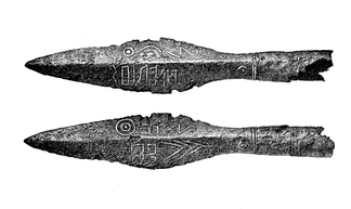 The Spearhead of Kovel (early 3rd century)