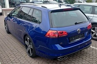 Golf R hatchback (pre-facelift)