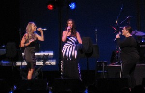 Wilson Phillips at Cerritos Performing Arts Center, Cerritos, California, August 2011