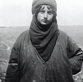 Bedouin woman, Beit She'an 1920