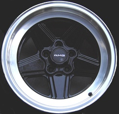 AMG Five Spoke Road Wheel 8JX16 Version 1