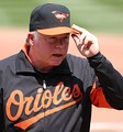 Buck Showalter worked four years as Yankee manager.
