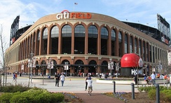 Citi Field, the home of the New York Mets, 2010