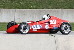 Formula Vee car of Rick Shields