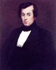 Chopin in 1838 by Charles Louis Gratia