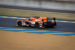 G-Drive Racing won the Endurance Trophy for LMP2 Teams with its No 26 Ligier JS P2 - Nissan